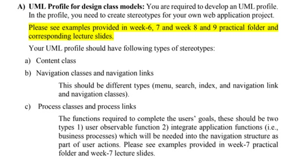 sequence diagrams assignment