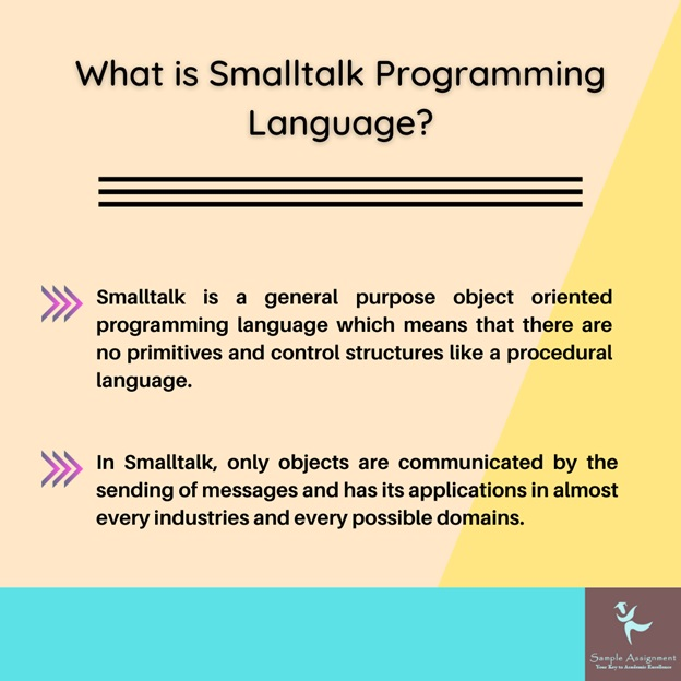 smalltalk programming language