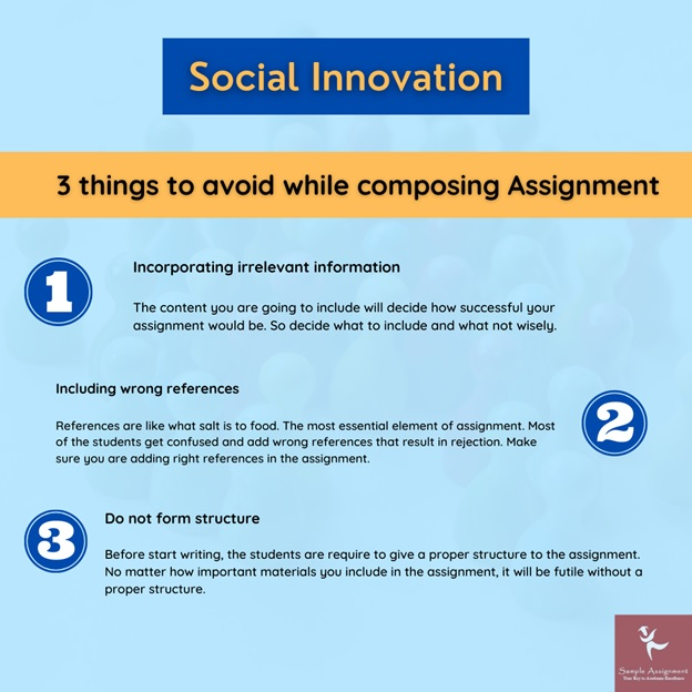 social innovation assignment help