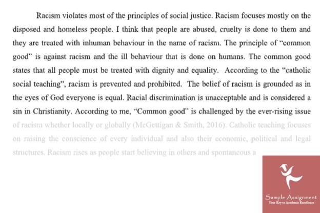 social justice essay assignment experts