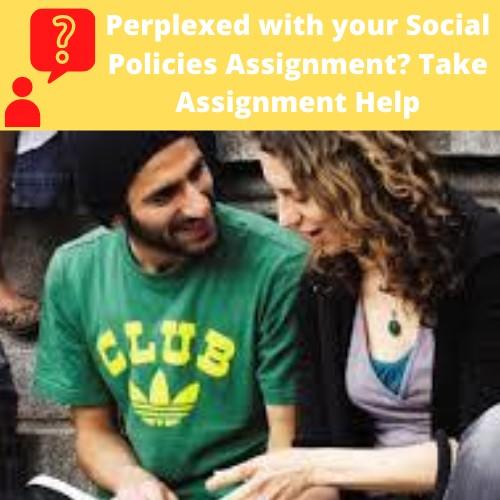 social policies assignment help