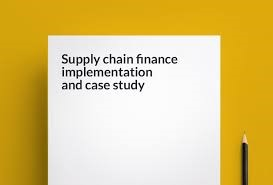 finance case study answer