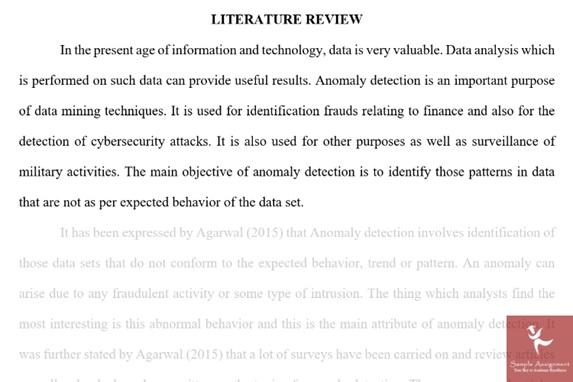 survey methodology assignment online