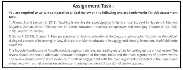 theology assignment ballarat