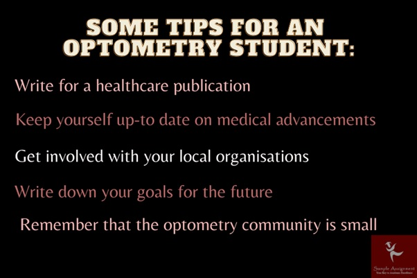 tips for optometry