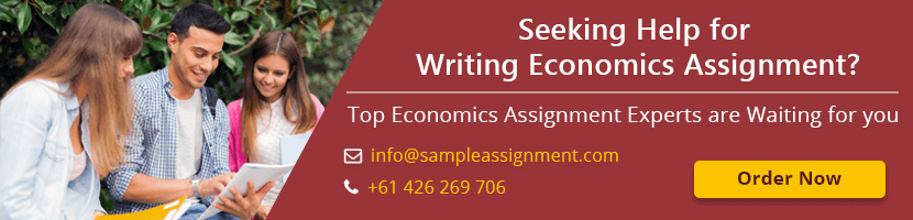 Order Economics Assignment