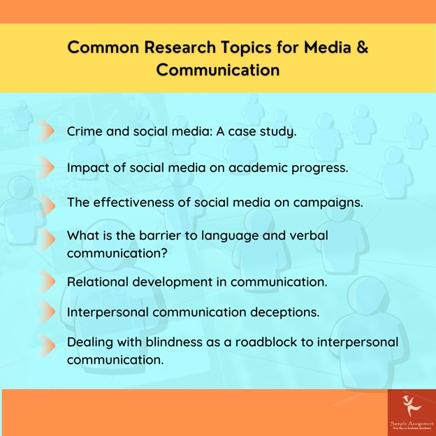 topics for media communication