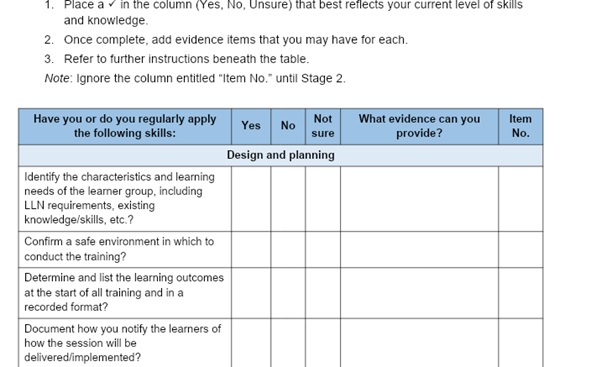 undergraduate certification assessment task help