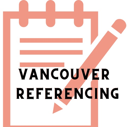 vancouver referencing generator