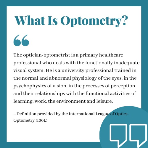 what is optometry