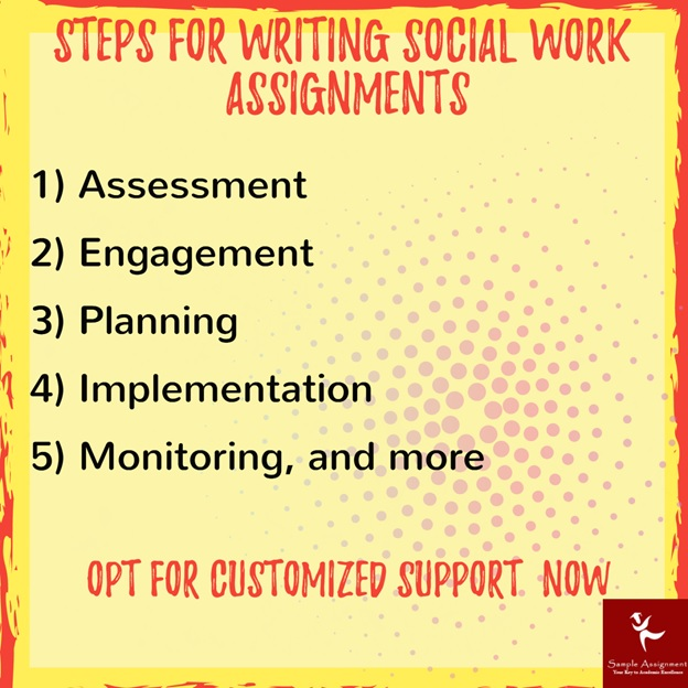 social workers assignment help