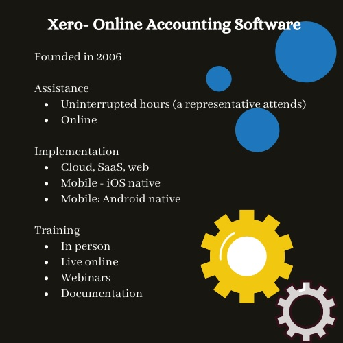 xero report writers