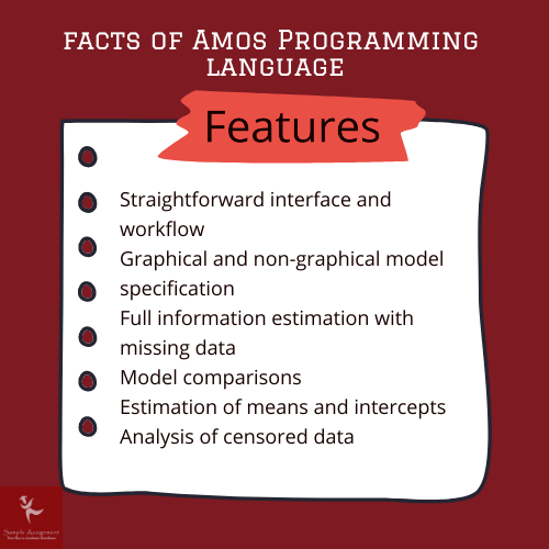 amos programming language facts