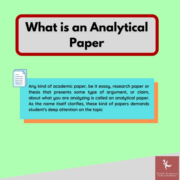 analytical aper