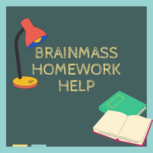 brainmass homework help
