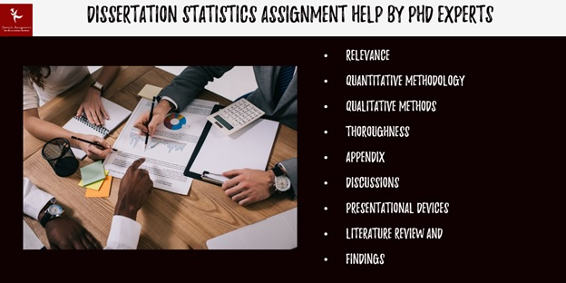 dissertation statistics assignment help