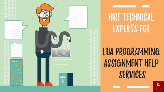 Lua programming assignment help