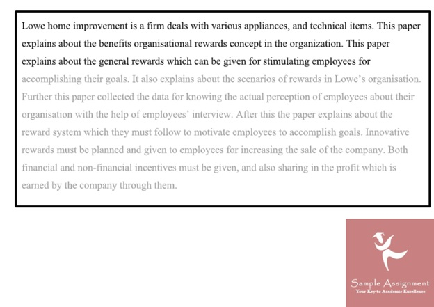 behavior management assignment writers