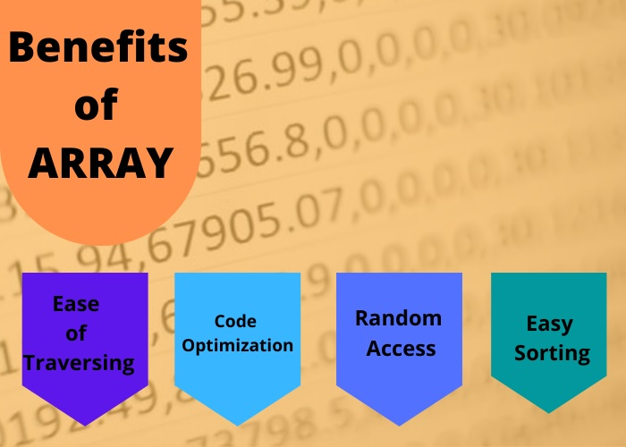 benefits of array