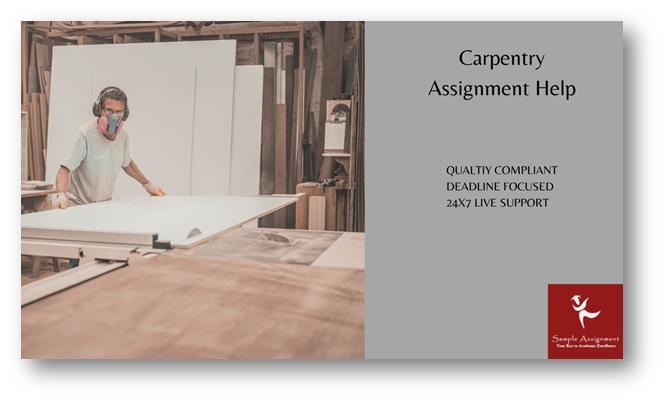 carpentry assignment help