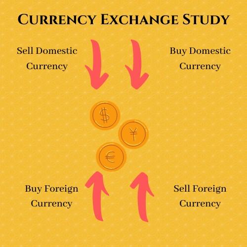 currency exchange study