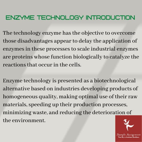 enzyme technology introduction