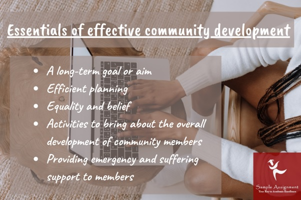essentials of community development