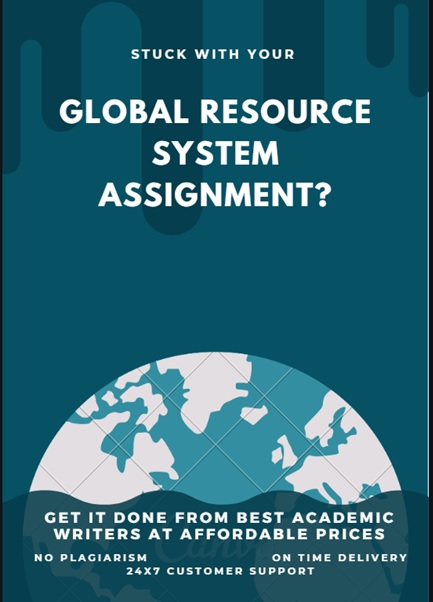 global resource system assignment UK