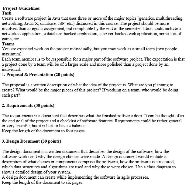 JSP assignment question
