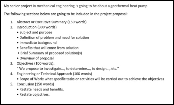 mechanical engineering homework question