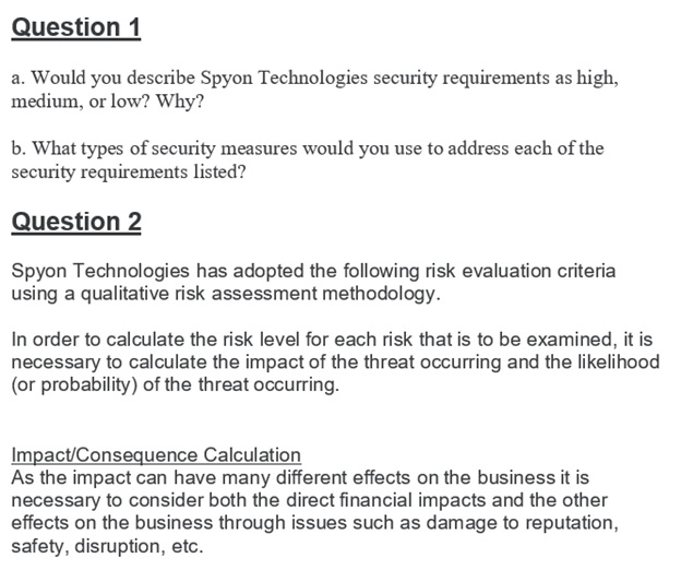 network security assignment question uk