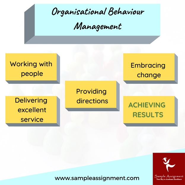 organisational behaviour management