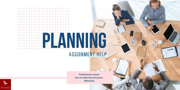 planning assignment help UK