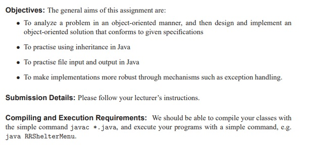 programming coursework question UK