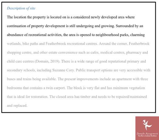 property management assignment helper