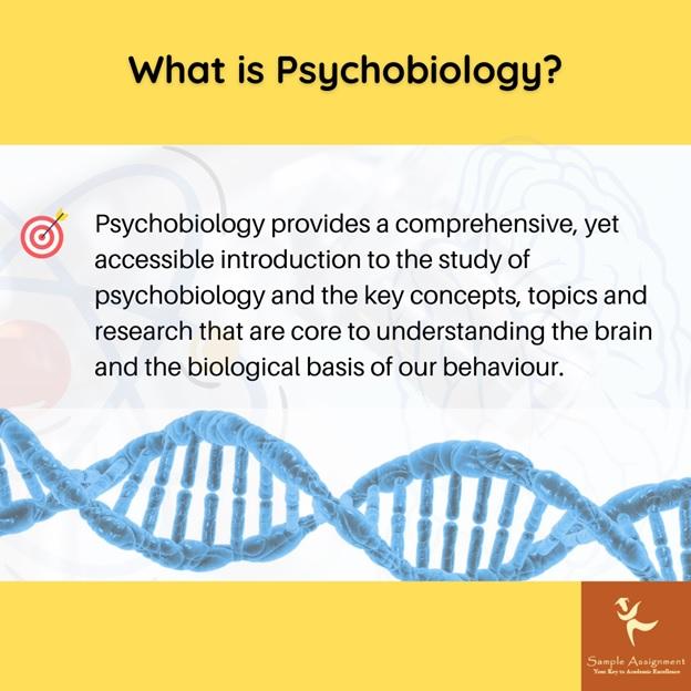 psychobiology assignment help