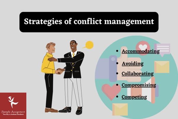 strategies of conflict management