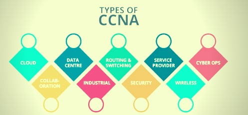 types of ccna