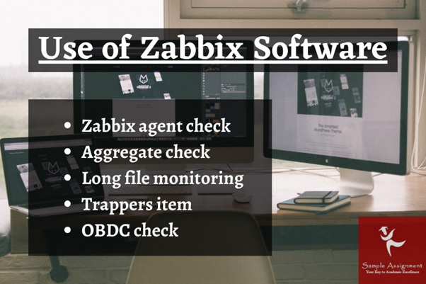 uses of Zabbix software