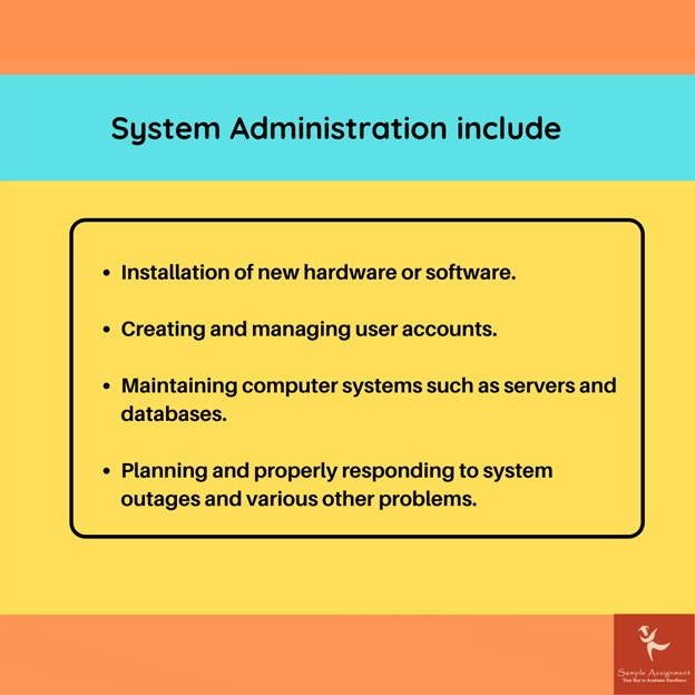 System Administration Assignment