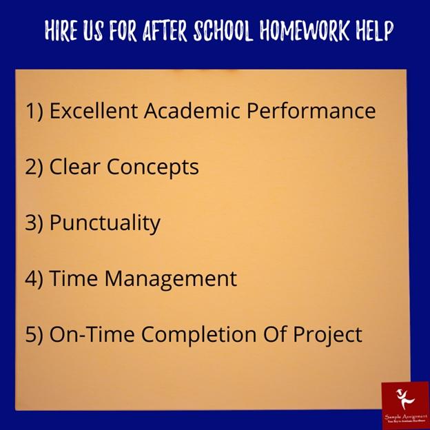 after school homework help online Canada