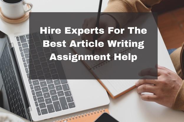 article writing help UK
