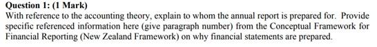 assignment question 1 Cowdenbeath