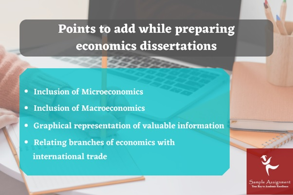 economics dissertation proposal help