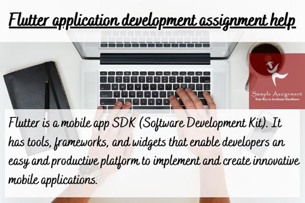 flutter application development academic assistance through online tutoring