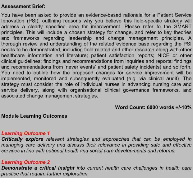 nursing dissertation writing help