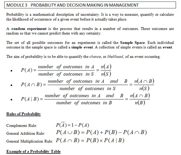 probability statistics assignment sample online