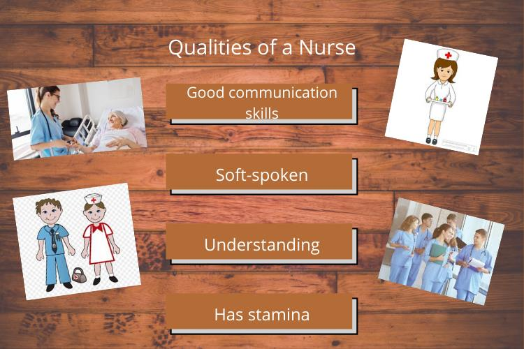 qualities of nurse