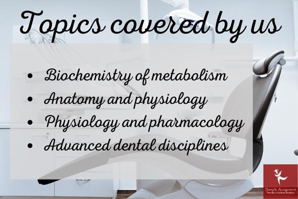 topics oral health therapy