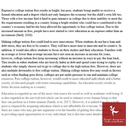 advance English dissertation answer